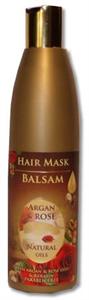 Bulfresh Argan & Rose Natural Oils Hair Mask Balsam