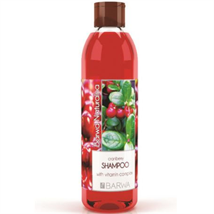Barwa Cranberry Volume Shampoo With Vitamin Complex