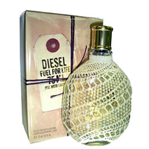 Diesel Fuel for Life Femme Edp