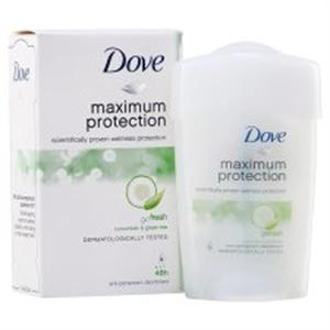Dove Maximum Protection Cucumber and Green Tea Krémdezodor