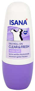 Isana Clear & Fresh Deo Roll-On