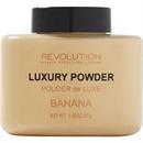 Makeup Revolution Luxury Banana Powder Fixáló Púder