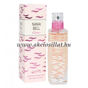 Chatier Nanai Bell Pink Woman
