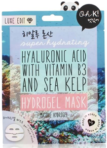 Oh K! Super Hydrating Hyaluronic Acid Hydrogel Face Mask