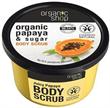 Organic Shop Papaya Juice bőrradír bio papayával és cukorral