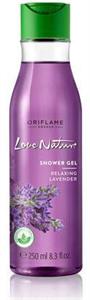 Oriflame Love Nature Tusolózselé Nyugtató Levendulával