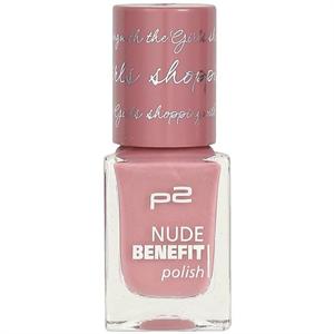 p2 Nude Benefit Körömlakk