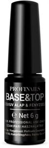 Profinails Base & Top Led/Uv Alapozó és Fényzselé