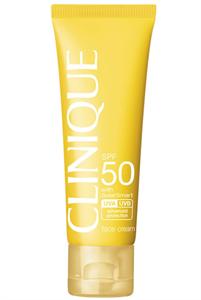 Clinique Sun SPF50 Face Cream