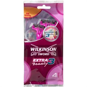 Wilkinson Sword Extra 3 Beauty Borotva
