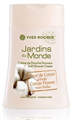 Yves Rocher Jardins Du Monde Indiai Gyapotvirág Tusfürdő