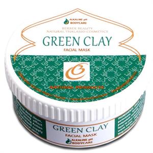 Berber Beauty Zöld Szépítő Agyagpakolás E Vitaminnal