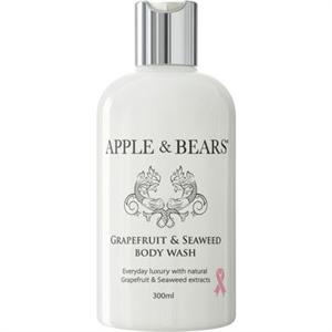 Apple & Bears Grapefruit & Seaweed Tusfürdő