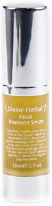 Divine Herbal Facial Treatment Serum