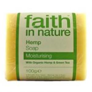 Faith In Nature Bio Kender Zöldteával Szappan
