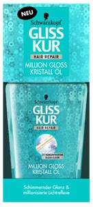 Gliss Kur Million Gloss Kristályolaj