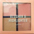 H&M Blusher & Highlighter Palette