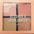 H&M Blusher & Highlighter Palette