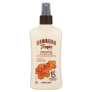 Hawaiian Tropic Protective Sun Spray Lotion