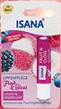Isana Fruit&Gloss Erdei Gyümölcs Csillogó Ajakápoló