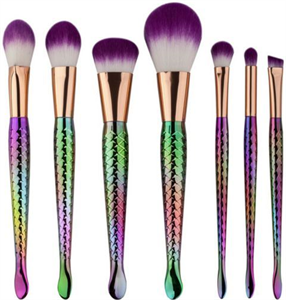 Mayani Design Mermaid Brush Set Ecsetkészlet