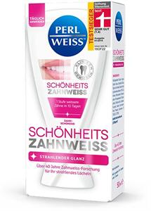 Perl Weiss Schönheits Zahnweiss