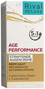 Rival De Loop Age Performance 5in1 Feszesítő Szemránckrém