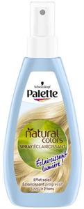 Schwarzkopf Palette Natural Colors Spray Éclaircissant Hajszőkítő Spray