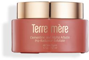 Terre Mère Clementine & Arbutin Pro-Radiance Exfoliate