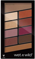 Wet N Wild Rosé In The Air Color Icon Eyeshadow 10 Pan Palette