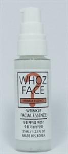 Whoz Face Wrinkle Facial Essence