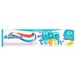 Aquafresh My Big Teeth Fogkrém