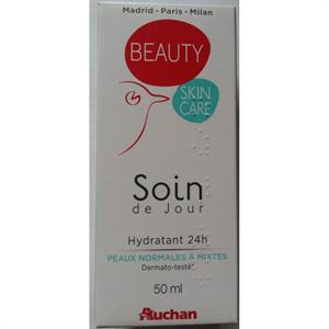 Auchan Beauty Skin Care Soin De Jour