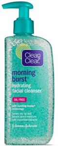 Clean&Clear Morning Burst Hidratáló Arctisztító