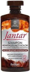 Farmona Jantar Regeneráló Sampon Barna Hajra
