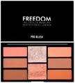 Freedom Makeup Pro Pirosító Paletta