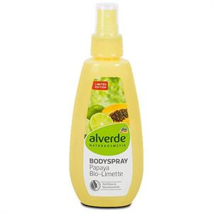 Alverde Bodyspray Papaya-Limette