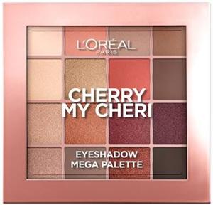 L'Oreal Paris Cherry My Cheri Eyeshadow Palette