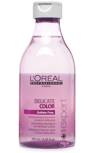 L'Oreal Professionnel Delicate Color Sulfate Free Protecting Shampoo