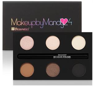 BH Cosmetics Makeupbymandy24's Signature Paletta