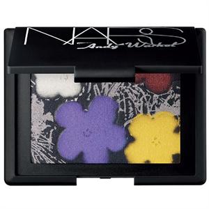 NARS x Andy Warhol Flowers Eye Shadow Palette