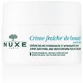 Nuxe Crème Fraîche 24 Órás Nyugtató és Hidratáló Krém Száraz és Érzékeny Bőrre