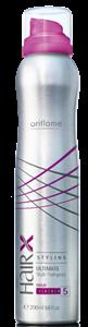 Oriflame Hairx Ultimate Hajlakk