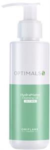 Oriflame Optimals Hydra Matte Mattító Arctisztító Zselé Zsíros Bőrre