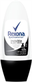 Rexona Motionsense Invisible Black + White