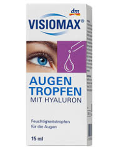Visiomax Műkönny Hyaluronnal