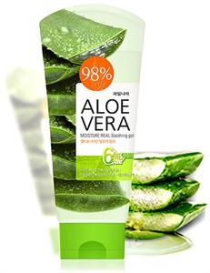 Welcos Aloe Vera Moisture Real Soothing Gel