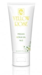 Yellow Rose Mélytisztító Peeling Gél No.2