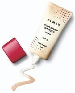 Almay Smart Shade Anti-Aging Alapozó
