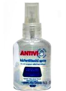 Antivi Kézfertőtlenítő Spray